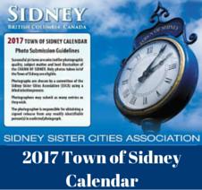 2017 Town of SidneyCalendar