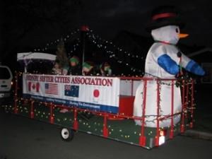 N -Sidney parade